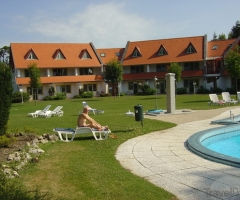 Abbázia Country ClubApartman Hotel Nemesnép