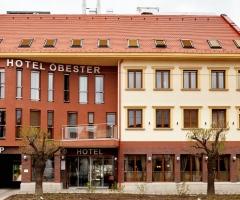 Hotel Óbester Debrecen