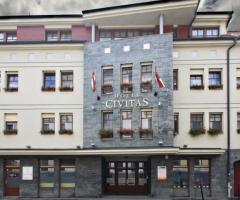 Boutique Hotel Civitas Sopron