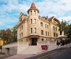 Gold Hotel Buda Budapest