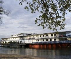 Aquamarina Hotel és Rendezvényhajó Budapest