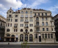 City Hotel Mátyás Budapeszt