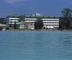 Hotel Marina Port Balatonkenese