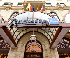 Radisson Blu Béke Hotel Budapest