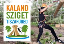 Adventure Island Tiszafüred