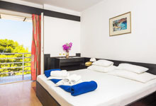 Tágas szobák, kényelmes ágyak