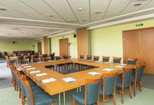 Konferenz und Training