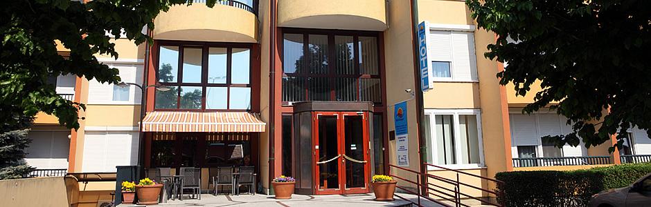 Hotel Hévíz, Hotel Napsugár