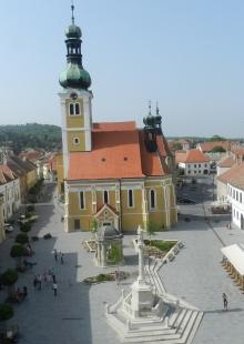 Kőszeg - szkatułka Węgier w Panonii Alpejskiej